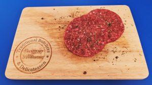 Lean Steak Burger